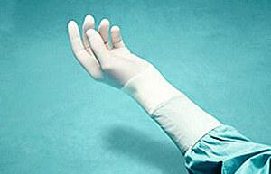 Хирургические перчатки